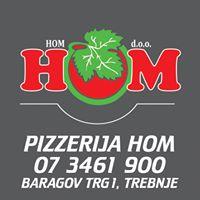 Pizzerija Hom