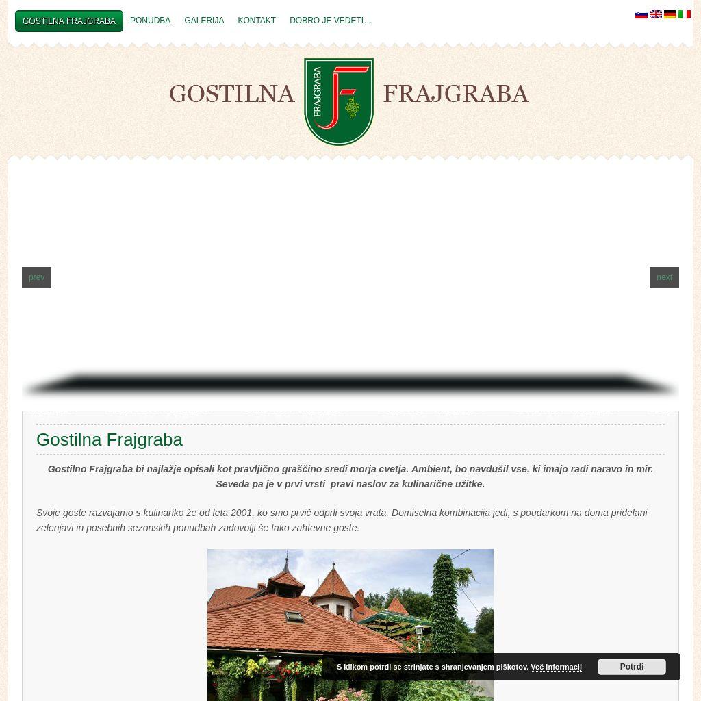 Gostilna Frajgraba