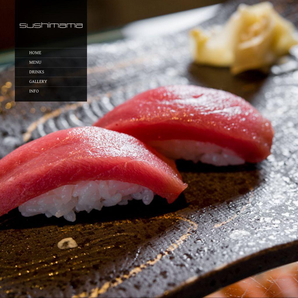 Japonska restavracija Sushimama