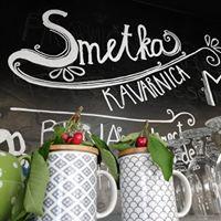 Smetka - Book Cafe