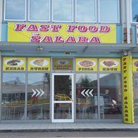 Fast food Šalara